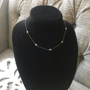 Genuine Pearl Necklace